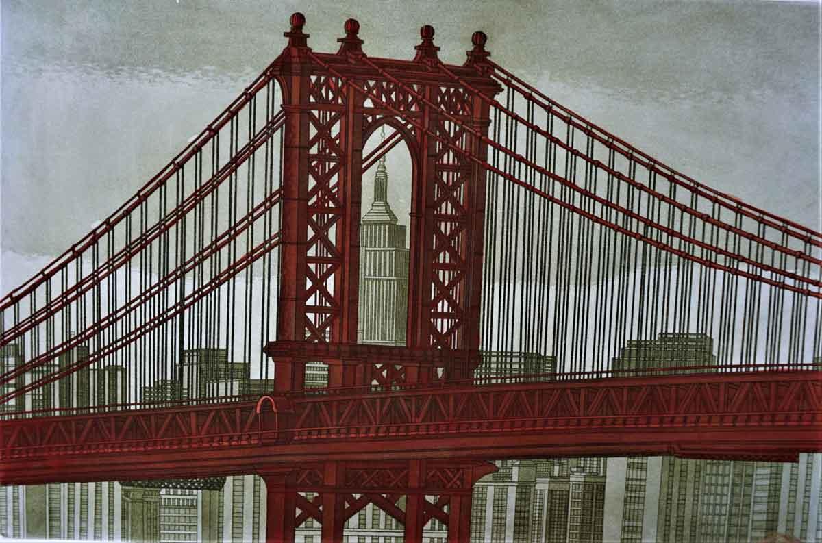 Caputo Tonino - Manhattan bridge