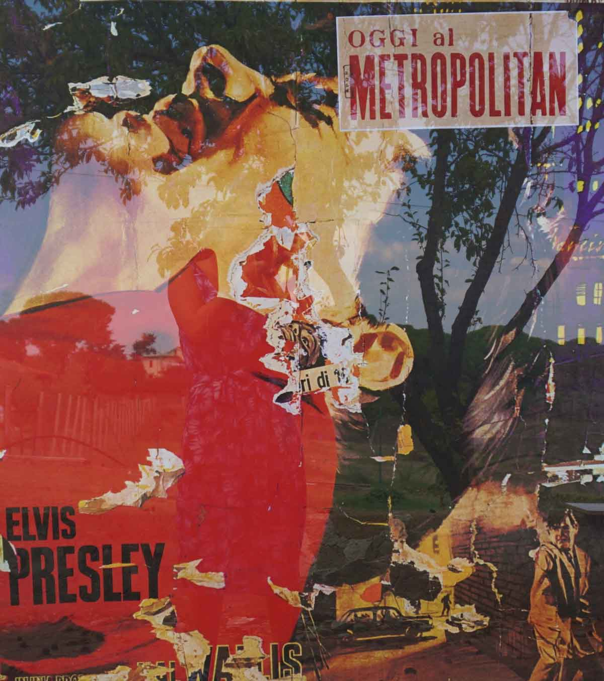 Rotella Mimmo - Elvis Presley
