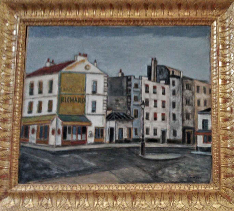 Tamburi Orfeo - Parigi
